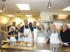 Volunteers at Tacoma Rescue Mission