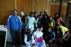 Whatcom's 2012 NWCCI group at International Night