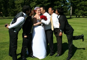 Sheena wedding 1