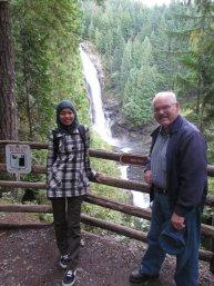 Yulia Wallace Falls State Park - Dave