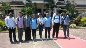 Tourism n Hospitaliy Students from Papua