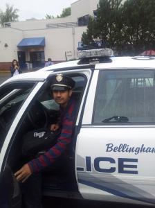 Bellingham Police Station Tour