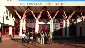 A global education: NWCCI students in US high school classrooms