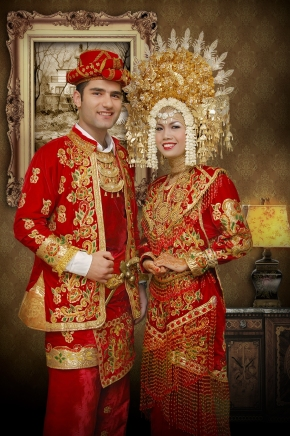 Emre and Yulia: Love and marriage