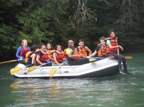Climate change: Outdoor adventure, green living, and sustainablebusiness