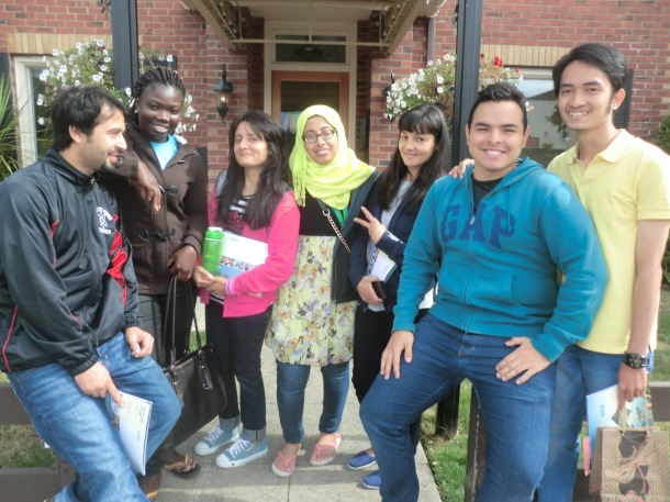 Edmonds NWCCI Students