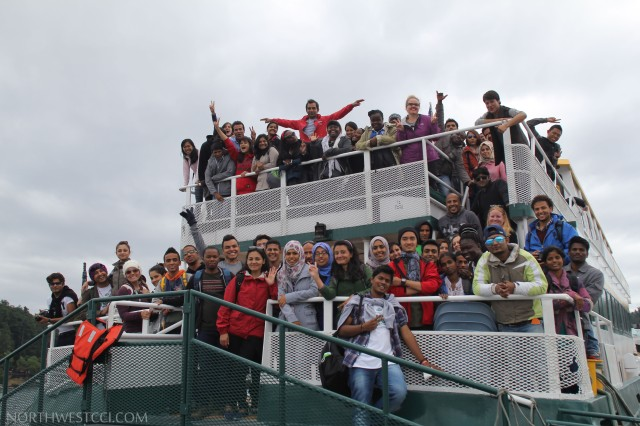 NWCCI Students San Juan Cruises