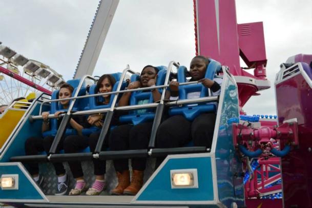 NWCCI students at the Washington State Fair