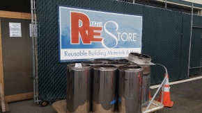 Reduce, re-use, and RE-Store!