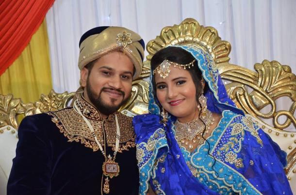 Alifiya and Hussain